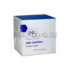 Обновляющий крем / Holy Land Age Control Renewal Cream 50ml