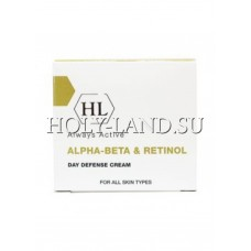 Дневной защитный крем / Holy Land Alpha Beta Retinol Defense Day Cream 50ml