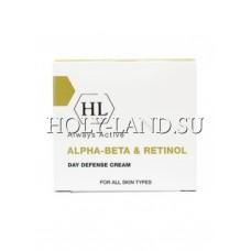 Дневной защитный крем / Holy Land Alpha Beta Retinol Defense Day Cream 250ml