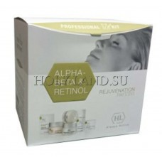 Набор для салона / Holy Land Alpha - Beta & Retinol Rejuvenation Professional Kit