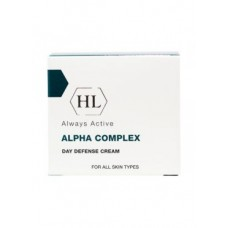 Дневной защитный крем / Holy Land Alpha Complex Day Defense Cream 50ml