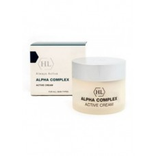Активный крем / Holy Land Alpha Complex Active Cream 250ml
