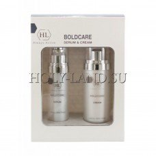 Набор Boldcare / Holy Land Boldcare Serum & Cream Kit