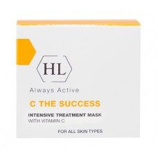 Освежающая подтягивающая маска / Holy Land C the Success Intensive Treatment Mask with Vitamin C 50ml
