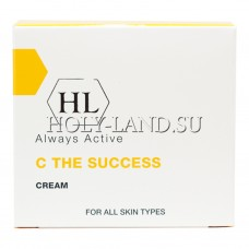 Крем с витамином C / Holy Land C the Success Cream 50ml