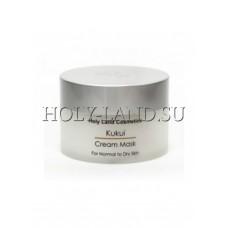 Питательная крем-маска / Holy Land Kukui Cream Mask for Normal to Dry Skin 250ml