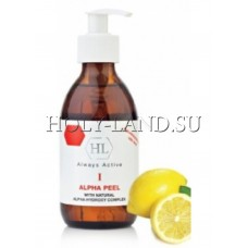 Альфа пилинг / Holy Land Alpha Peel 1 200ml