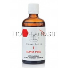 Альфа пилинг / Holy Land Alpha Peel 1 100ml