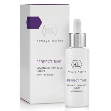 Сыворотка / Holy Land Perfect Time - Advance Firm & Lift Serum With Peptides 30ml