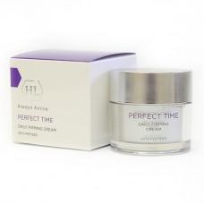 Укрепляющий и обновляющий дневной крем / Holy Land Perfect Time - Daily Firming Cream With With Peptides 50ml