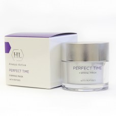 Подтягивающая маска / Holy Land Perfect Time - Firming Mask With Peptides 50ml