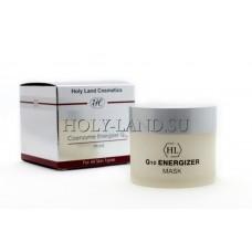 Питательная увлажняющая маска с легким осветляющим эффектом / Holy Land Coenzyme Energizer Q10 Mask 250ml