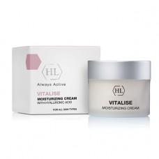 Увлажняющий крем с гиалуроновой кислотой и витаминами / Holy Land Vitalise Moisturizing Cream With Hyaluronic Acid 250ml