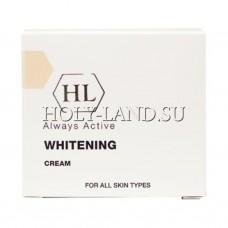 Отбеливающий крем / Holy Land Whitening Cream 50ml