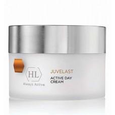 Активный дневной крем для сухой кожи / Holy Land Juvelast Active Day Cream 250ml